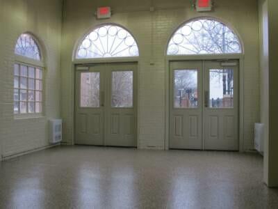 polyaspartic flooring schools
