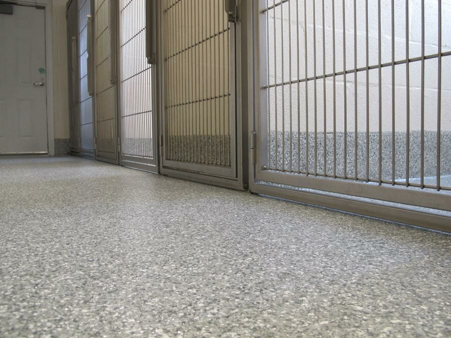 commercial epoxy applications