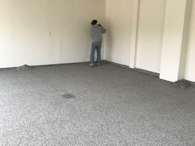 One Day vs. Two Day Garage Flooring Installation