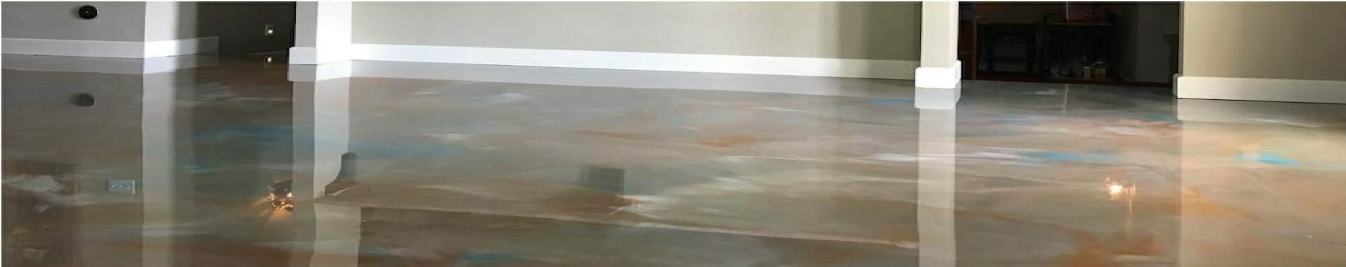 Epoxy Basement Flooring