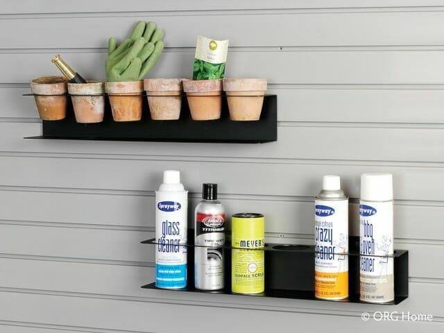 gardening garage storage
