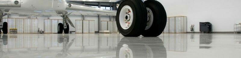 Commercial Flooring Coating