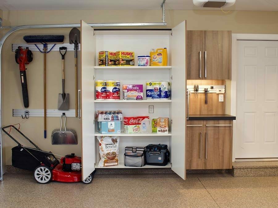 Garage Organization | Shelving