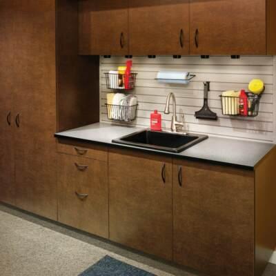 Garage Ideas | Cabinets