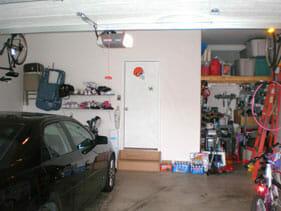 Garage Floor Installation | Nature Stone Floors