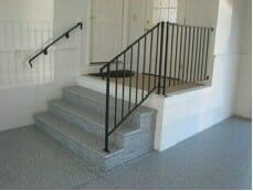 Concrete Steps | Ohio Garage Interiors