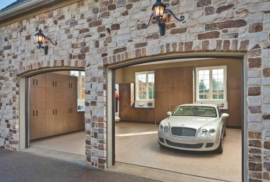 Garage Tiles | Epoxy Floor