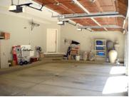 lino for garage floor   Garage Clutter