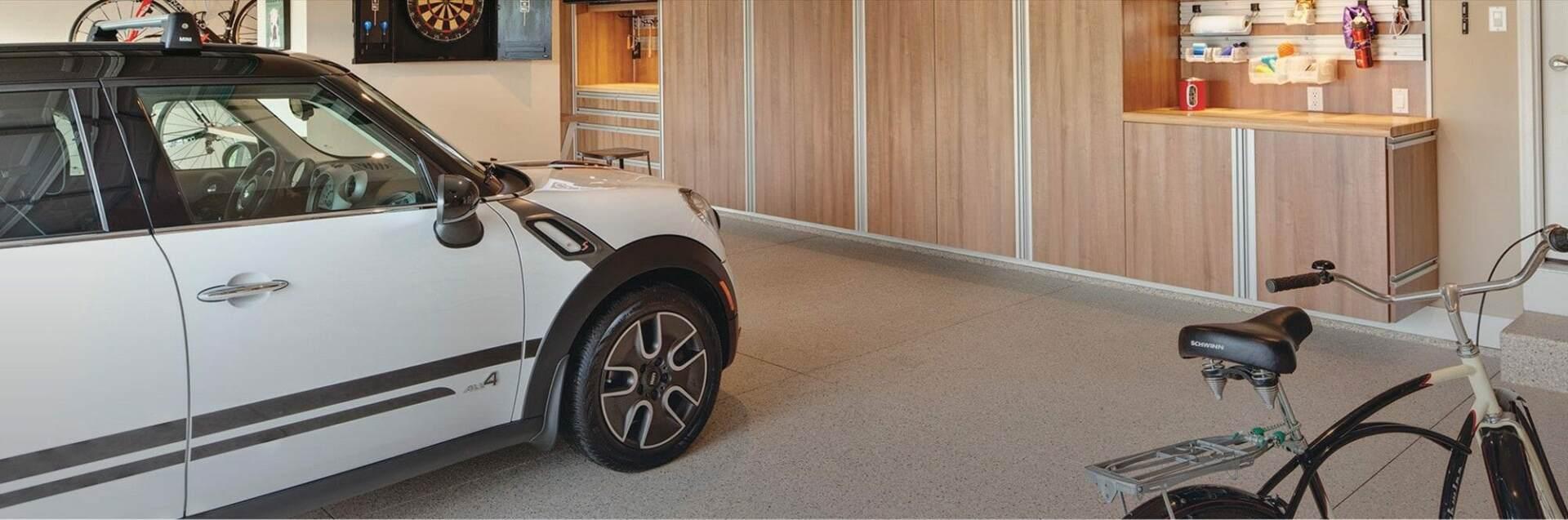 Polyaspartic Epoxy Coatings for Garage Floors