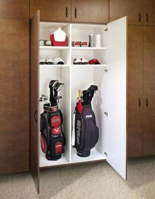 Copper Blaze Cabinet | Garage Cabinets
