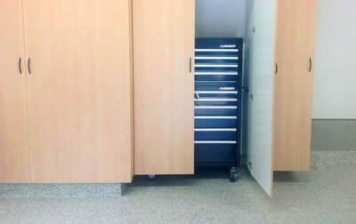Garage Cabinet Options | Ohio Garage Interiors