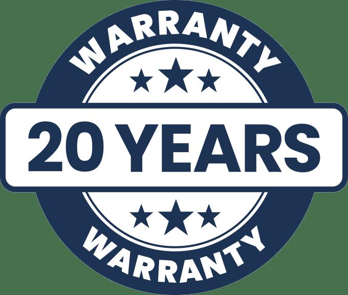 20 year warranty for garage flooring