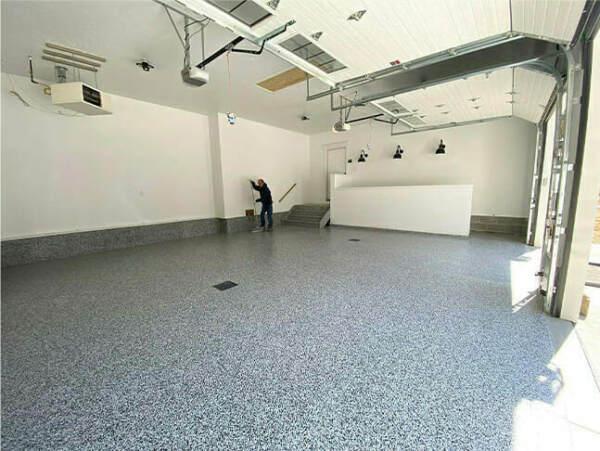 find cleveland garage flooring